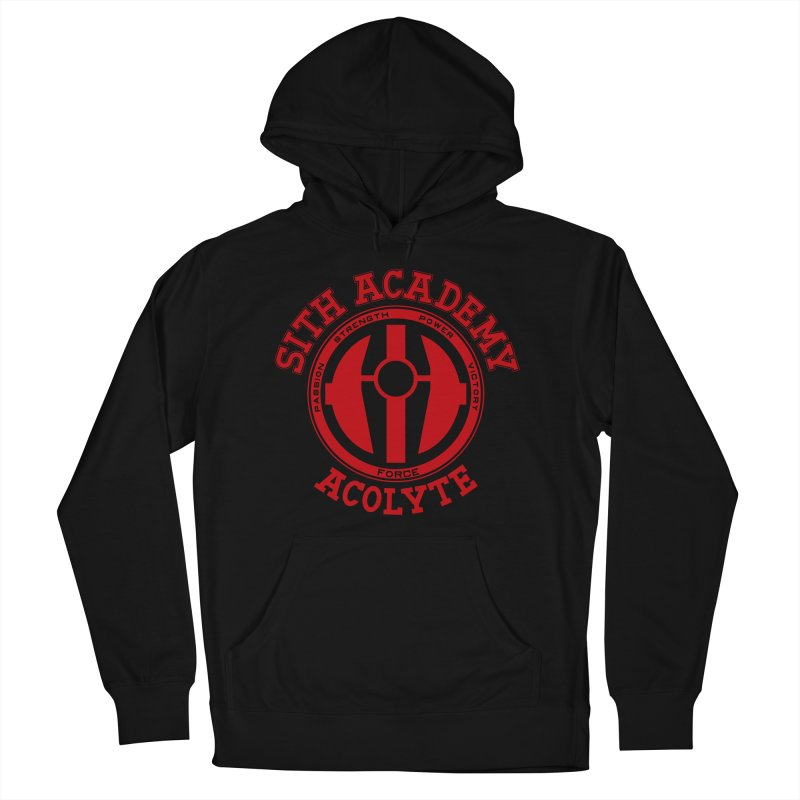 Sith Academy Men's French Terry Pullover Hoody by JalbertAMV's Artist Shop