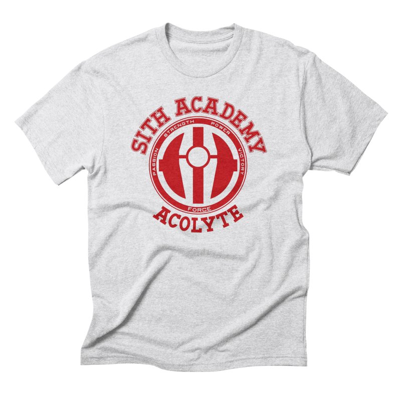 Sith Academy Men's Triblend T-Shirt by JalbertAMV's Artist Shop
