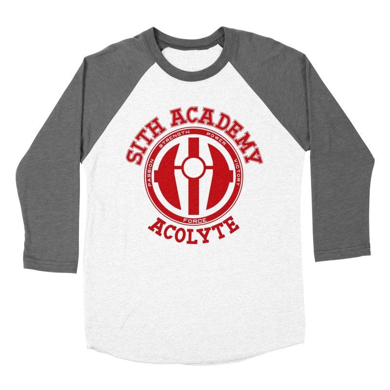 Sith Academy Women's Baseball Triblend Longsleeve T-Shirt by JalbertAMV's Artist Shop