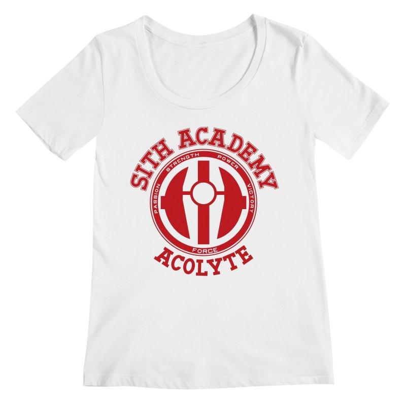 Sith Academy Women's Regular Scoop Neck by JalbertAMV's Artist Shop