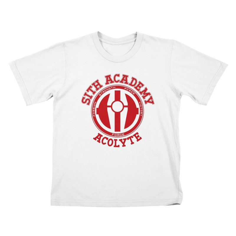 Sith Academy Kids T-Shirt by JalbertAMV's Artist Shop