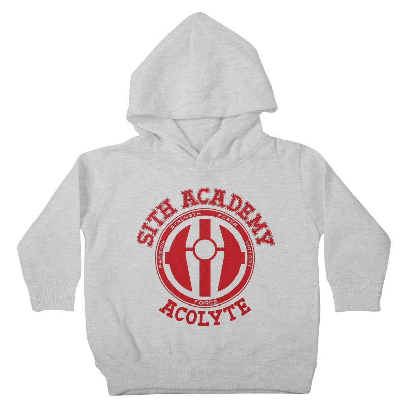 Sith Academy Kids Toddler Pullover Hoody by JalbertAMV's Artist Shop