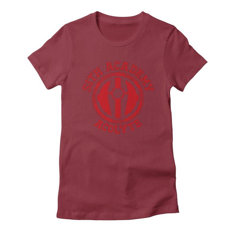 Sith Academy Women's T-Shirt by JalbertAMV's Artist Shop