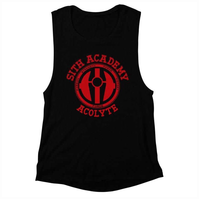 Sith Academy Women's Muscle Tank by JalbertAMV's Artist Shop