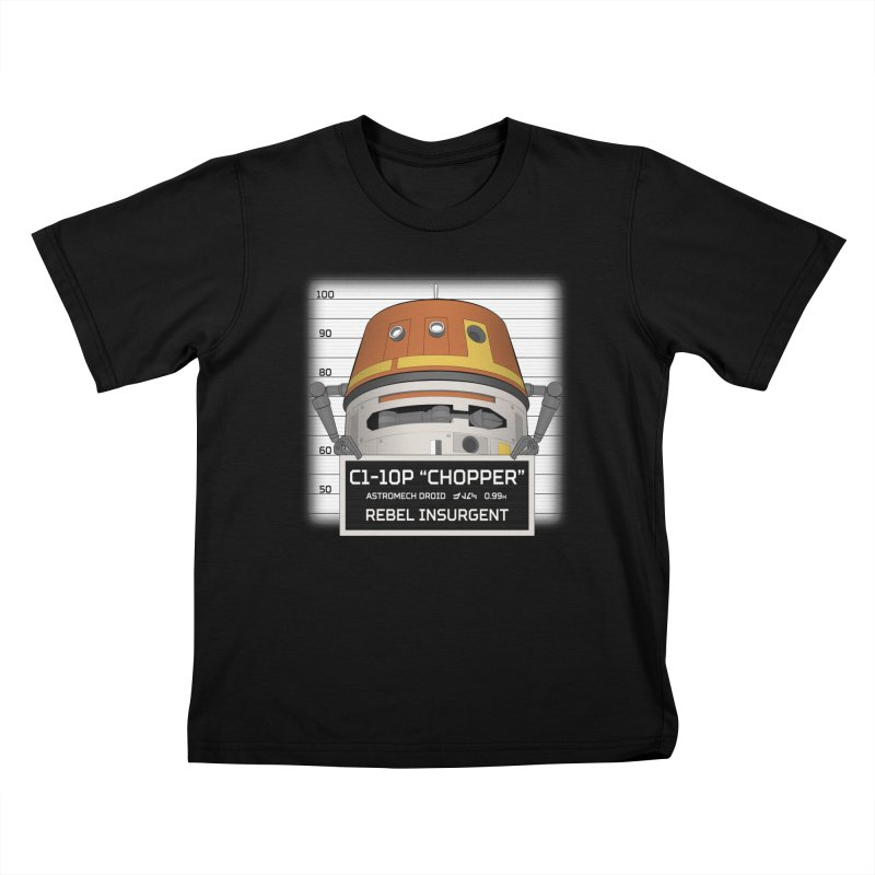 Rebel Droid Kids T-Shirt by JalbertAMV's Artist Shop