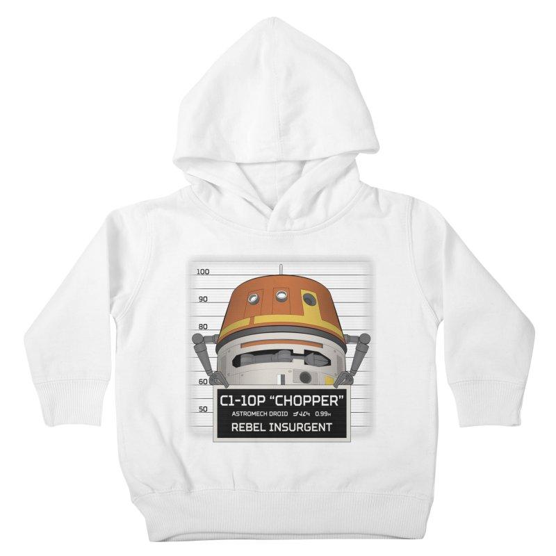 Rebel Droid Kids Toddler Pullover Hoody by JalbertAMV's Artist Shop