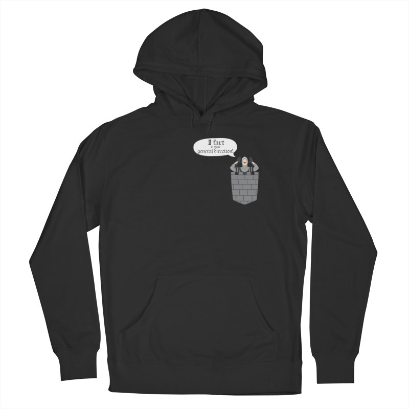 French Taunting Guard Men's Pullover Hoody by JalbertAMV's Artist Shop