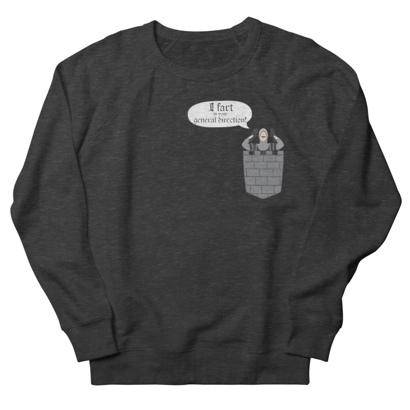 French Taunting Guard Men's Sweatshirt by JalbertAMV's Artist Shop