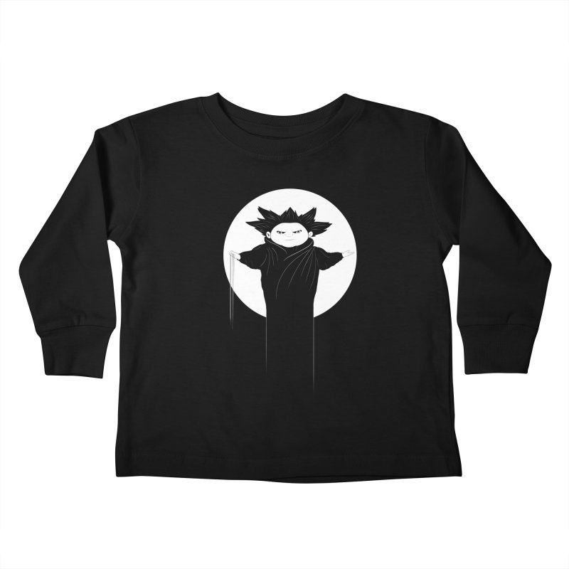 Rise of the Sandman Kids Toddler Longsleeve T-Shirt by JalbertAMV's Artist Shop