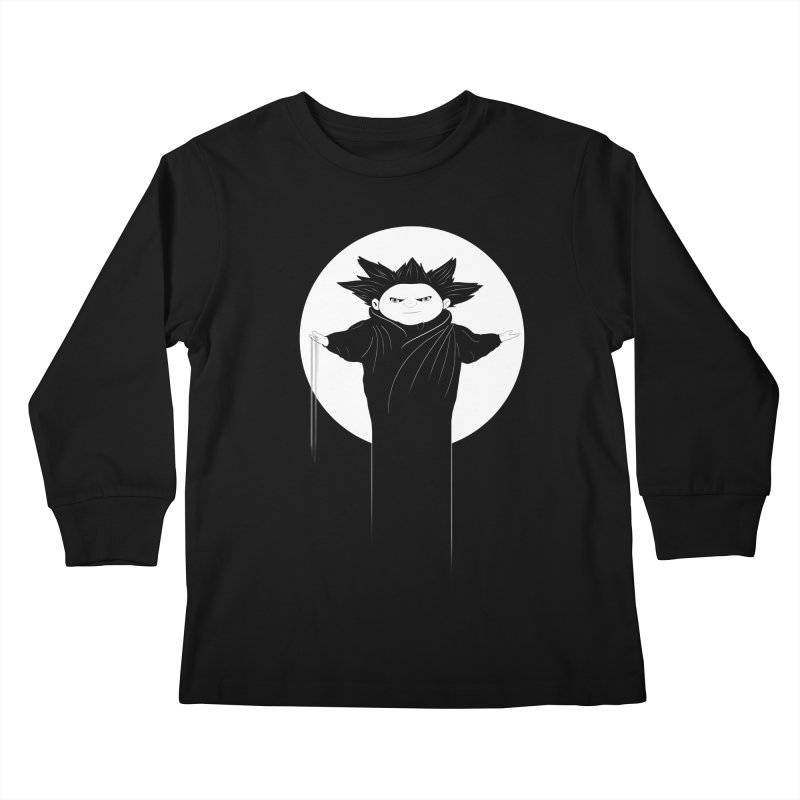 Rise of the Sandman Kids Longsleeve T-Shirt by JalbertAMV's Artist Shop