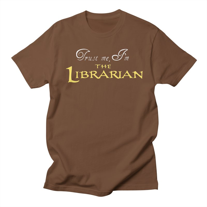 Trust Me, I'm The Librarian Men's  by JalbertAMV's Artist Shop