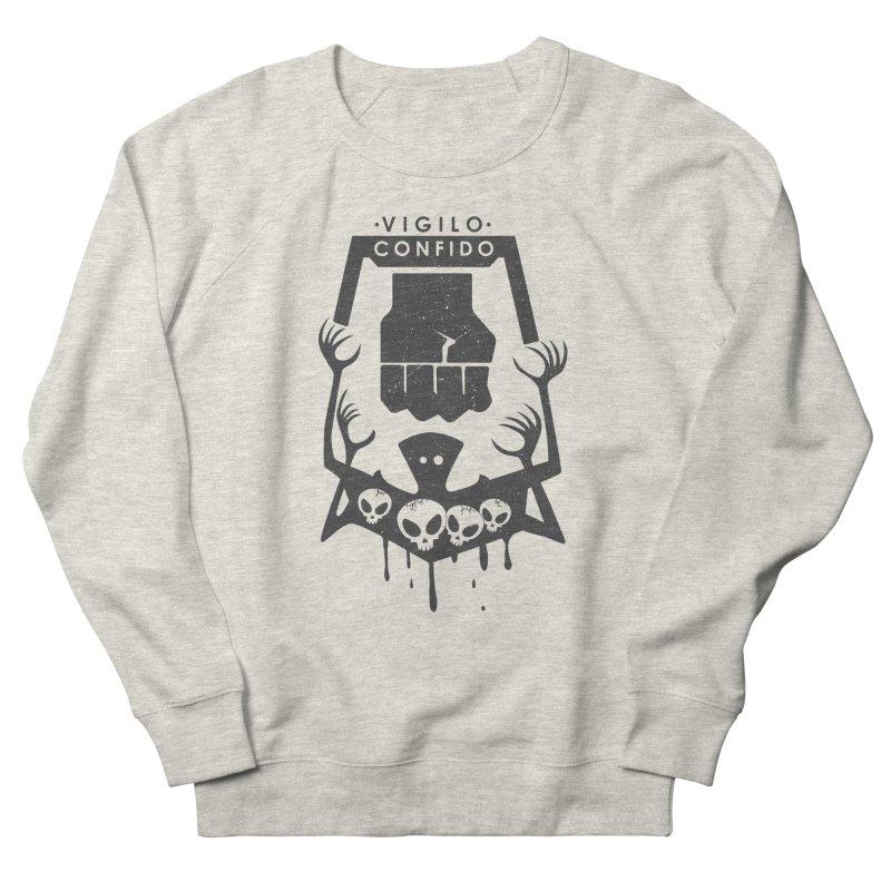 Resistance Tattoo Men's French Terry Sweatshirt by JalbertAMV's Artist Shop