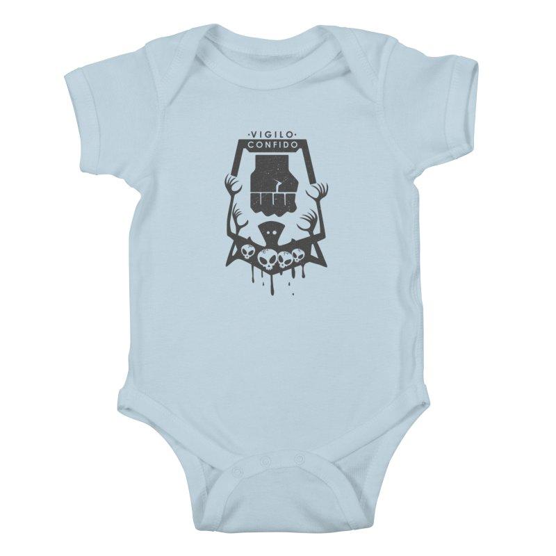 Resistance Tattoo Kids Baby Bodysuit by JalbertAMV's Artist Shop