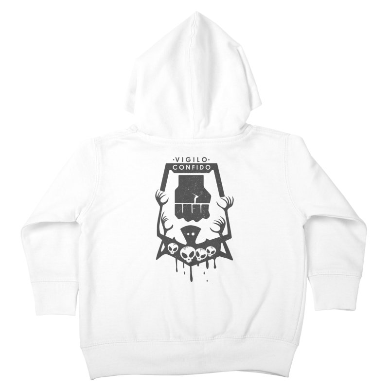 Resistance Tattoo Kids Toddler Zip-Up Hoody by JalbertAMV's Artist Shop