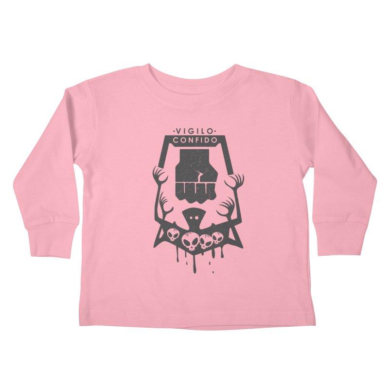 Resistance Tattoo Kids Toddler Longsleeve T-Shirt by JalbertAMV's Artist Shop