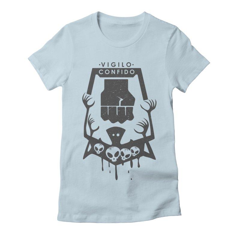 Resistance Tattoo Women's Fitted T-Shirt by JalbertAMV's Artist Shop