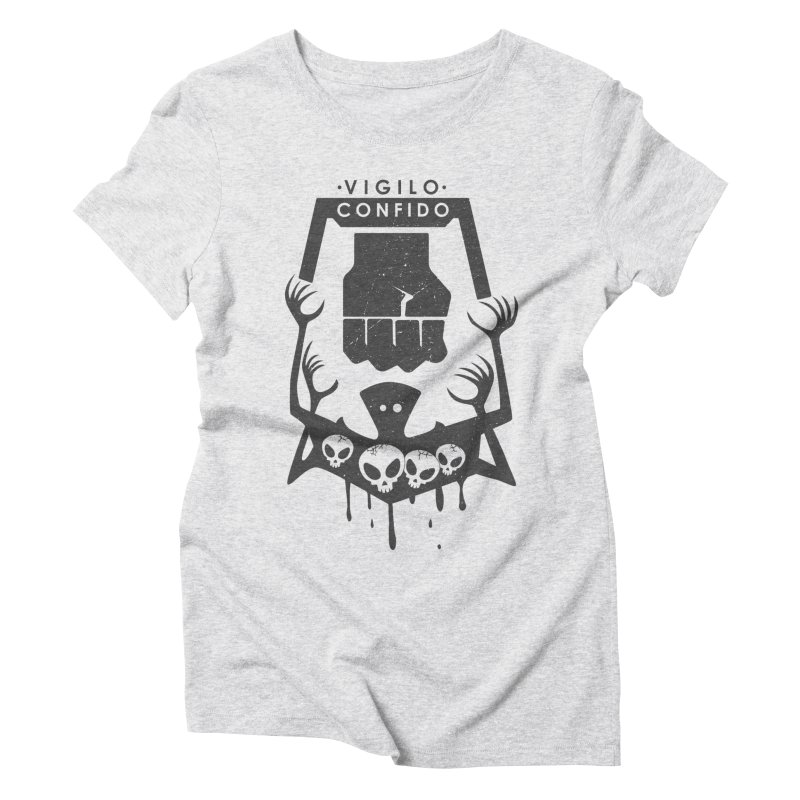 Resistance Tattoo Women's Triblend T-Shirt by JalbertAMV's Artist Shop