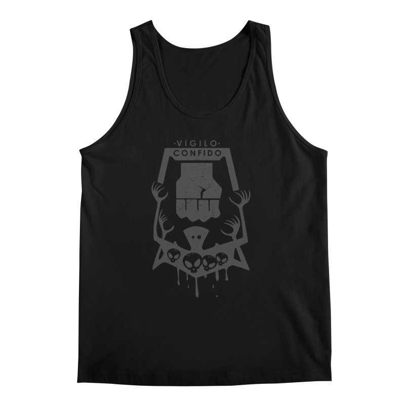 Resistance Tattoo Men's Tank by JalbertAMV's Artist Shop