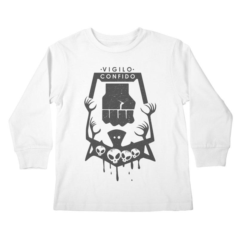 Resistance Tattoo Kids Longsleeve T-Shirt by JalbertAMV's Artist Shop