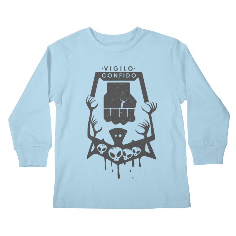 Resistance Tattoo Kids Longsleeve T-Shirt by JalbertAMV's Artist Shop