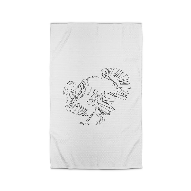 LOVEturkey Home Rug by jAM_Aidan Shop