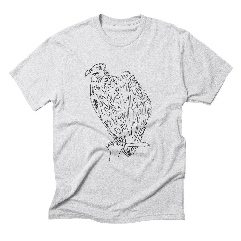 LOVEvulture Men's Triblend T-Shirt by jAM_Aidan Shop