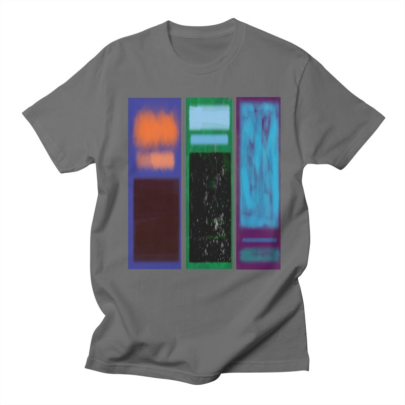 3 rectangles Men's T-Shirt by jamdigitalart's Artist Shop