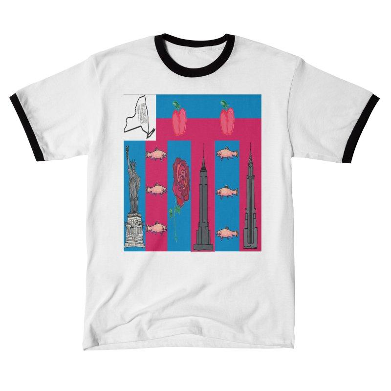 ny design 2 Women's T-Shirt by jamdigitalart's Artist Shop