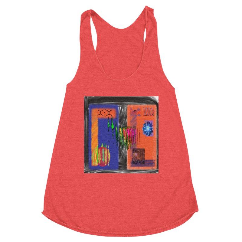 neutrino Women's Tank by jamdigitalart's Artist Shop