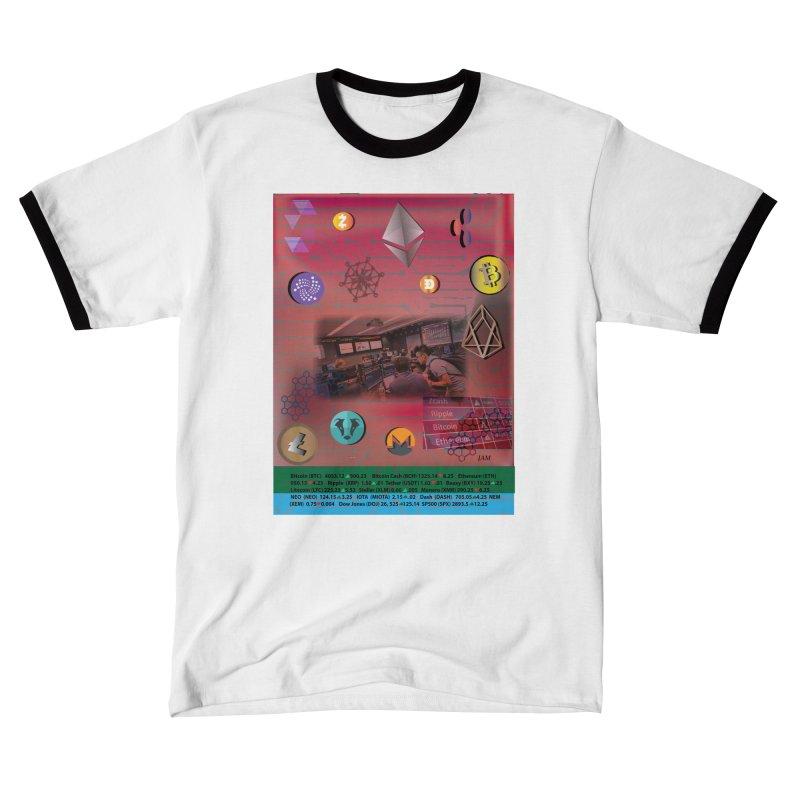 Crypto Icons 2 Women's T-Shirt by jamdigitalart's Artist Shop