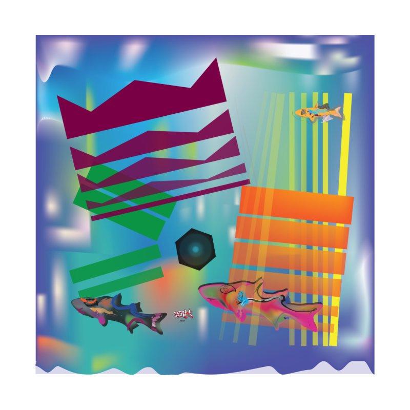 Rainbow Fish and Blocks by jamdigitalart's Artist Shop