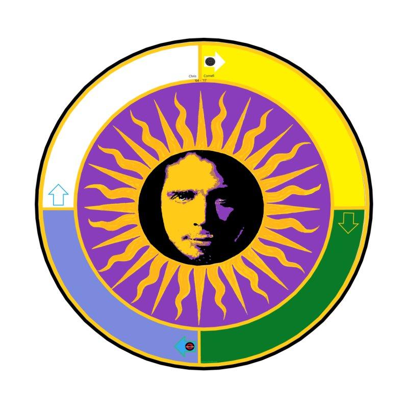 Chris Cornell Shadow on the Sun/Eternity Road 2019 Women's Cut & Sew by James DeWeaver - Artist - Official Merchandise