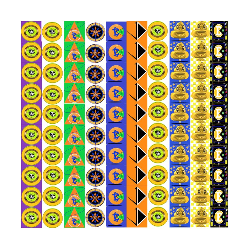 Bitcoin Crazy Mix 2019 Women's Cut & Sew by James DeWeaver - Artist - Official Merchandise