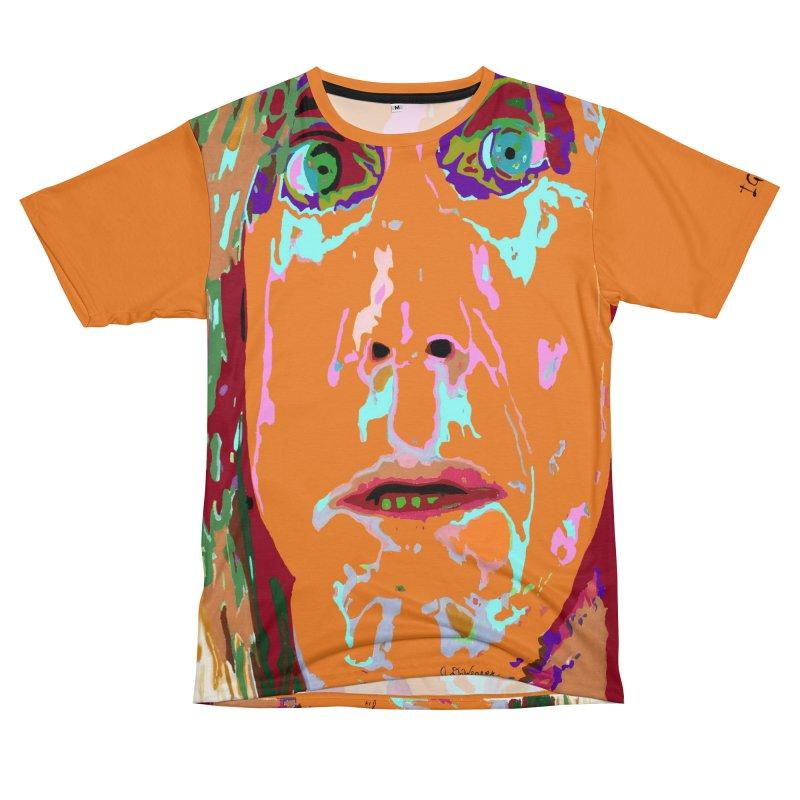IGGY POP 1980 2019 Men's Cut & Sew by James DeWeaver - Artist - Official Merchandise