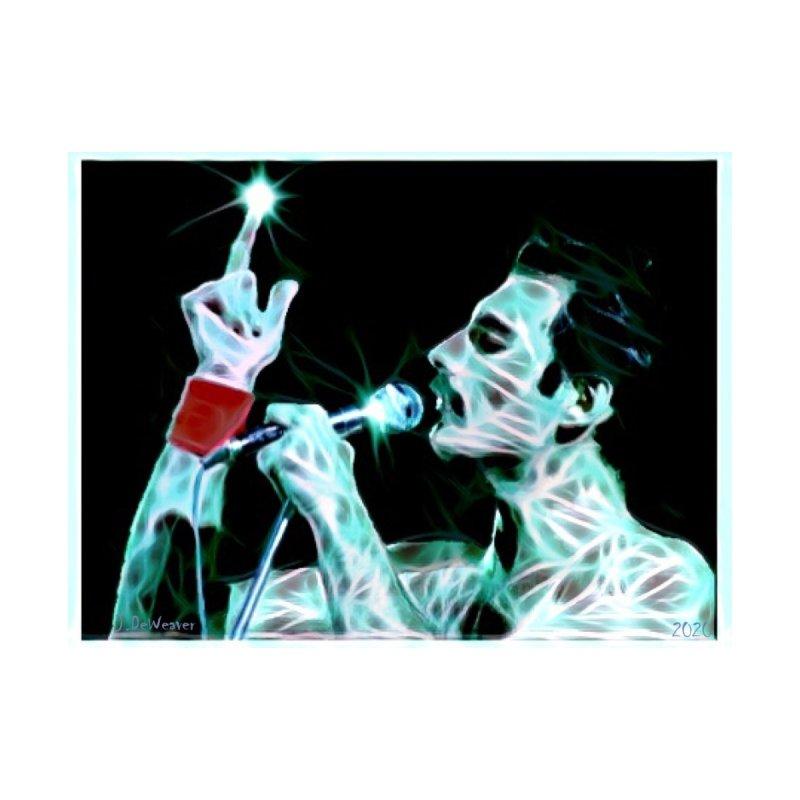 Freddie #1 2020 Men's T-Shirt by James DeWeaver - Artist - Official Merchandise