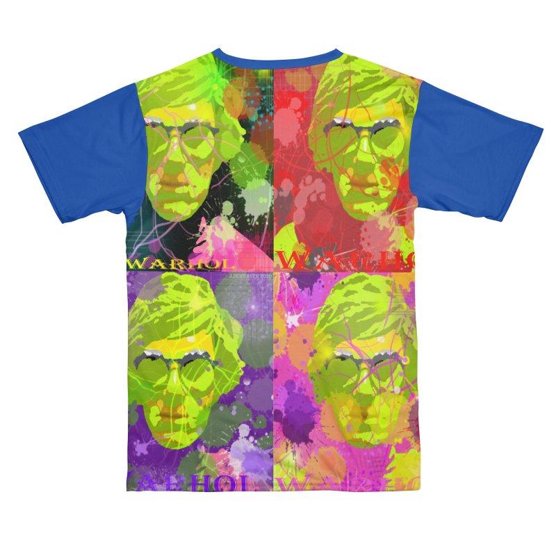 Andy Warhol Multiples 2020 Men's Cut & Sew by James DeWeaver - Artist - Official Merchandise