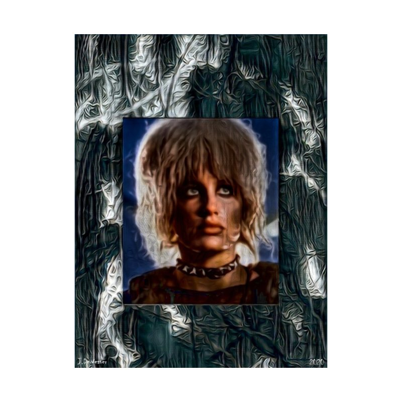 Pris, Blade runner - beautiful and deadly replicant 2020 Men's T-Shirt by James DeWeaver - Artist - Official Merchandise