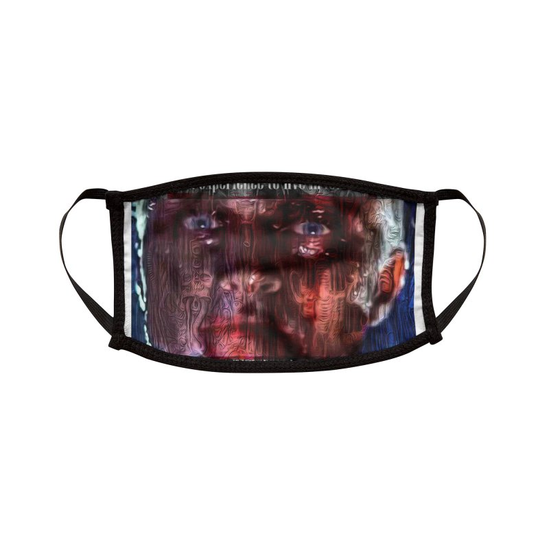 Blade runner Roy Batty quote 2020 Accessories Face Mask by James DeWeaver - Artist - Official Merchandise