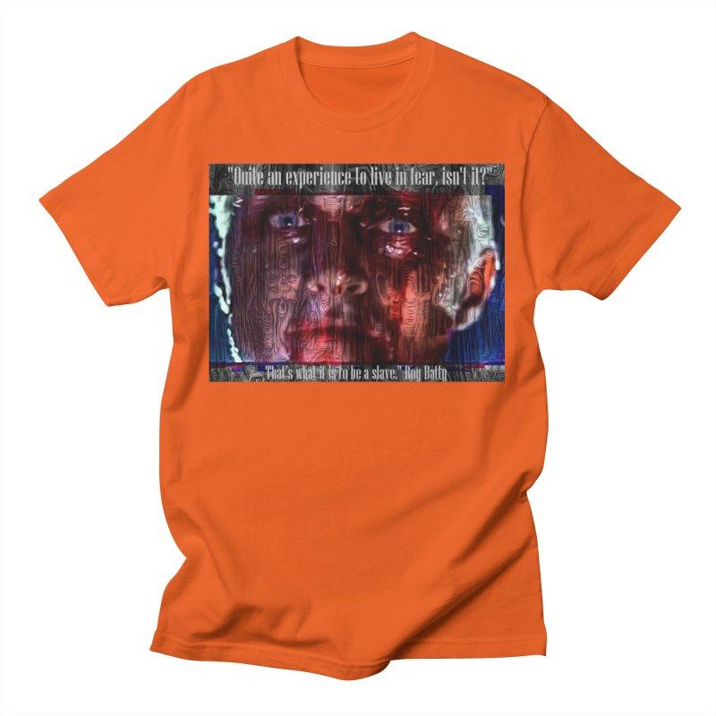 Blade runner Roy Batty quote 2020 Men's T-Shirt by James DeWeaver - Artist - Official Merchandise