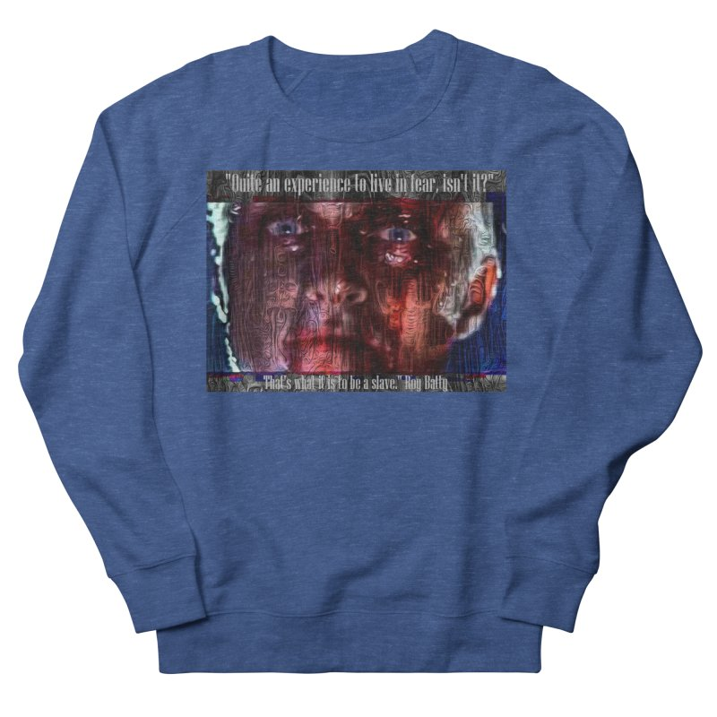 Blade runner Roy Batty quote 2020 Men's Sweatshirt by James DeWeaver - Artist - Official Merchandise