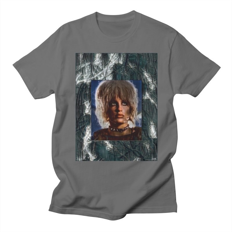 Pris - Blade Runner - Beautiful & Deadly 2020 Men's T-Shirt by James DeWeaver - Artist - Official Merchandise