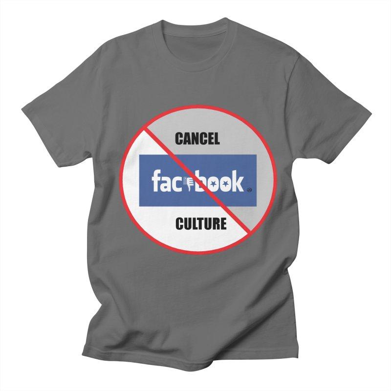 Cancel Culture #1 2020 Men's T-Shirt by James DeWeaver - Artist - Official Merchandise