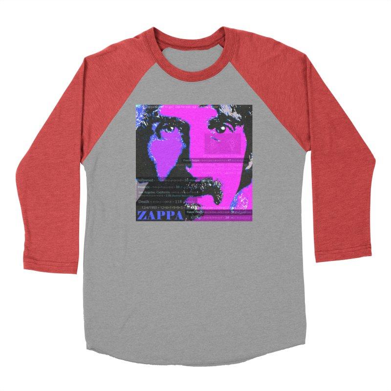 Frank Zappa Gematria Art 2020 Men's Longsleeve T-Shirt by James DeWeaver - Artist - Official Merchandise