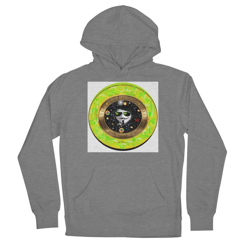Bitcoin is not Anonymous 2020 Women's Pullover Hoody by James DeWeaver - Artist - Official Merchandise
