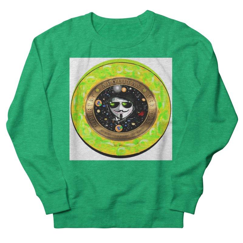 Bitcoin is not Anonymous 2020 Women's Sweatshirt by James DeWeaver - Artist - Official Merchandise