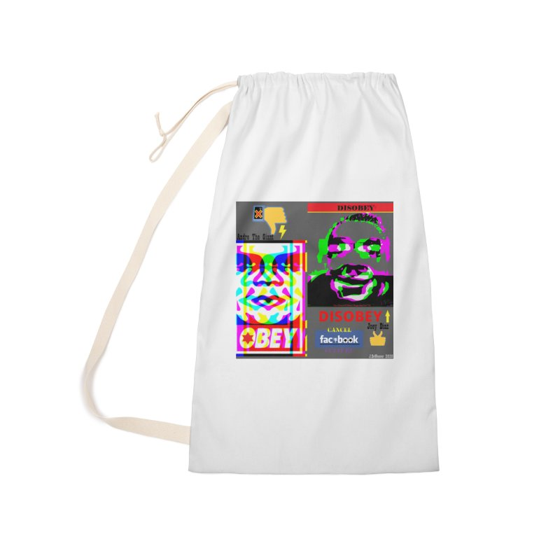 OBEY DISOBEY 2020 Accessories Bag by James DeWeaver - Artist - Official Merchandise