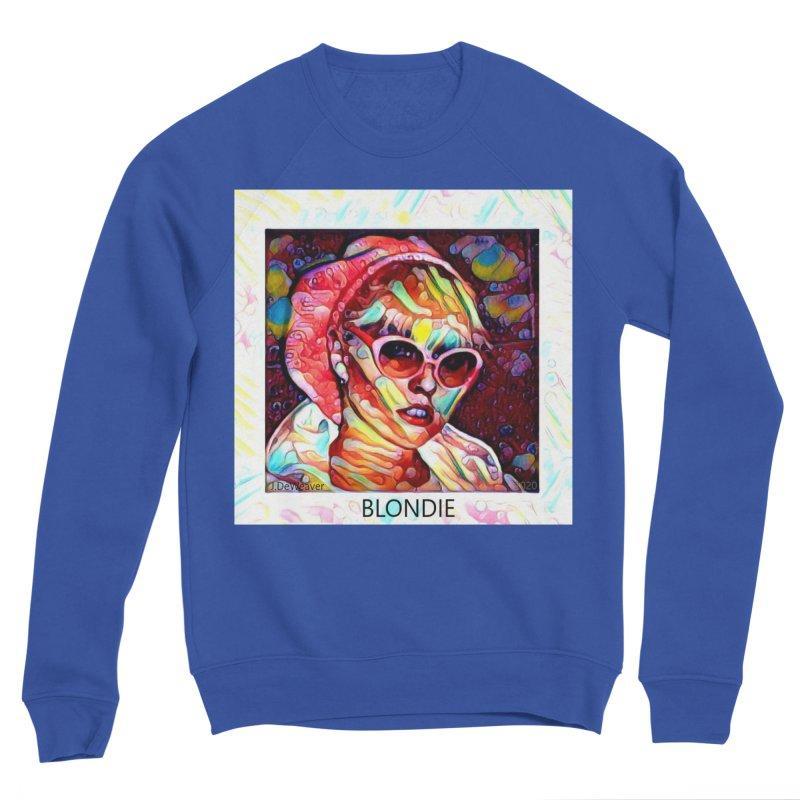 BLONDIE 2020 Women's Sweatshirt by James DeWeaver - Artist - Official Merchandise