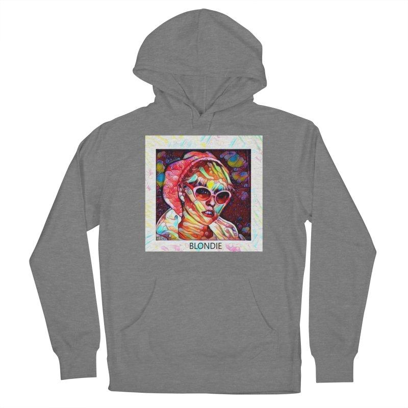 BLONDIE 2020 Women's Pullover Hoody by James DeWeaver - Artist - Official Merchandise