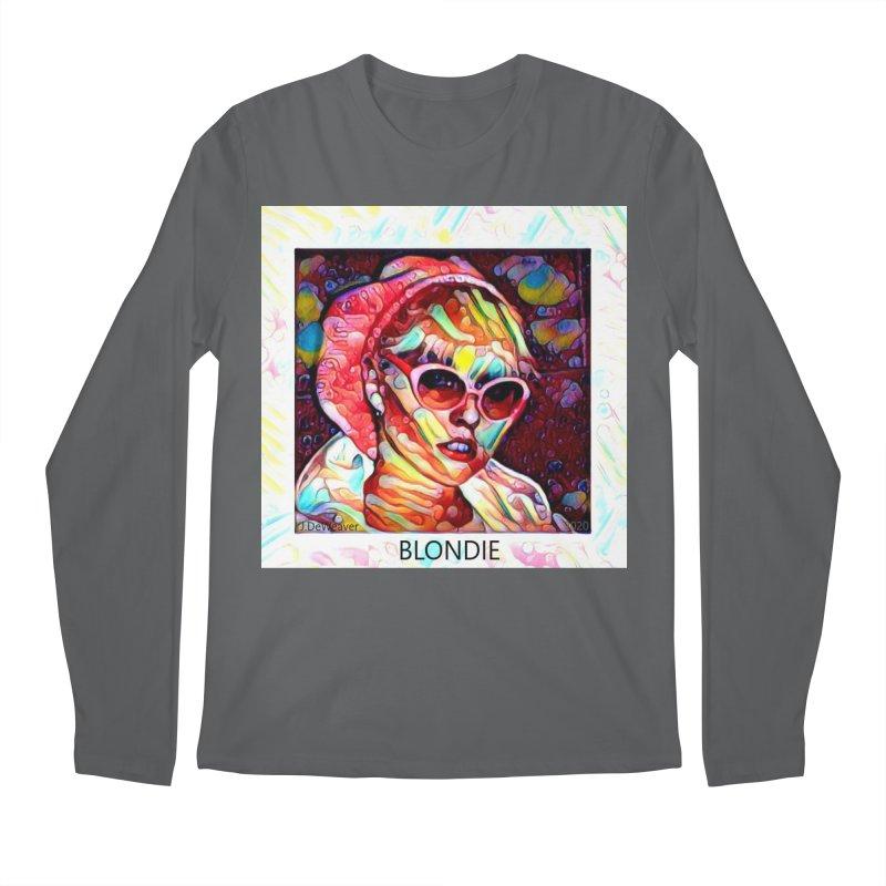 BLONDIE 2020 Men's Longsleeve T-Shirt by James DeWeaver - Artist - Official Merchandise