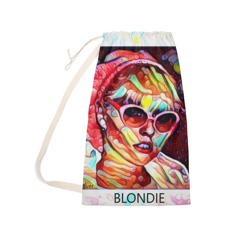 BLONDIE 2020 Accessories Bag by James DeWeaver - Artist - Official Merchandise